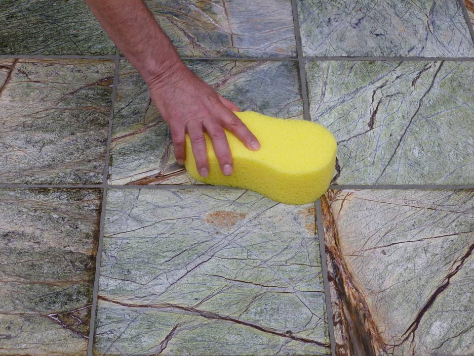 flooring tile grout