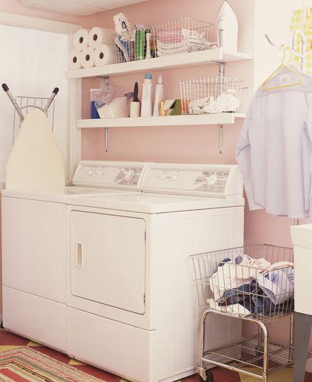 A Laundry Room