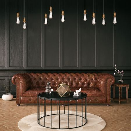 Decorating With Black Home Decor