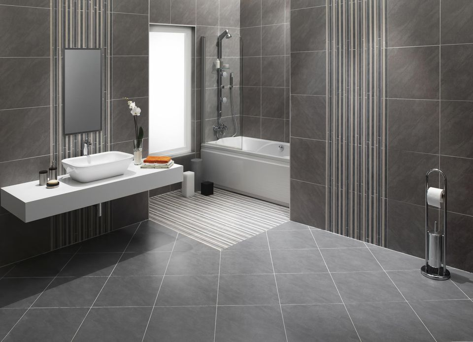 stone bathroom floors pros and cons of tile for bathrooms 14566