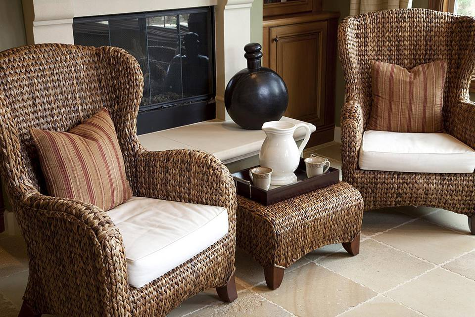 Clean And Maintain Wicker Patio Furniture