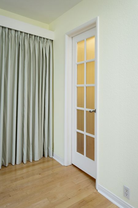 Small Closet Door