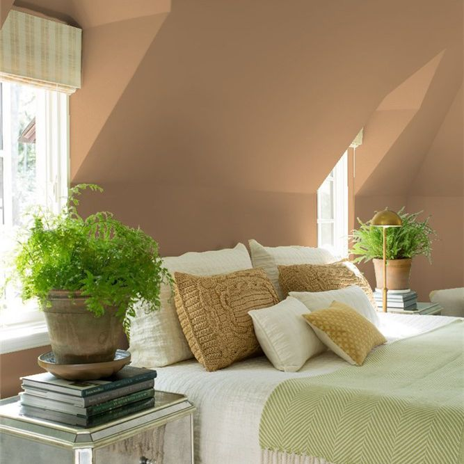 12 Beautiful Brown Paint Shades For The Bedroom