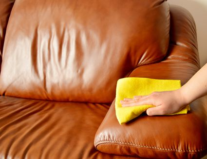 3 Most Common Types Of Leather Used In Furniture