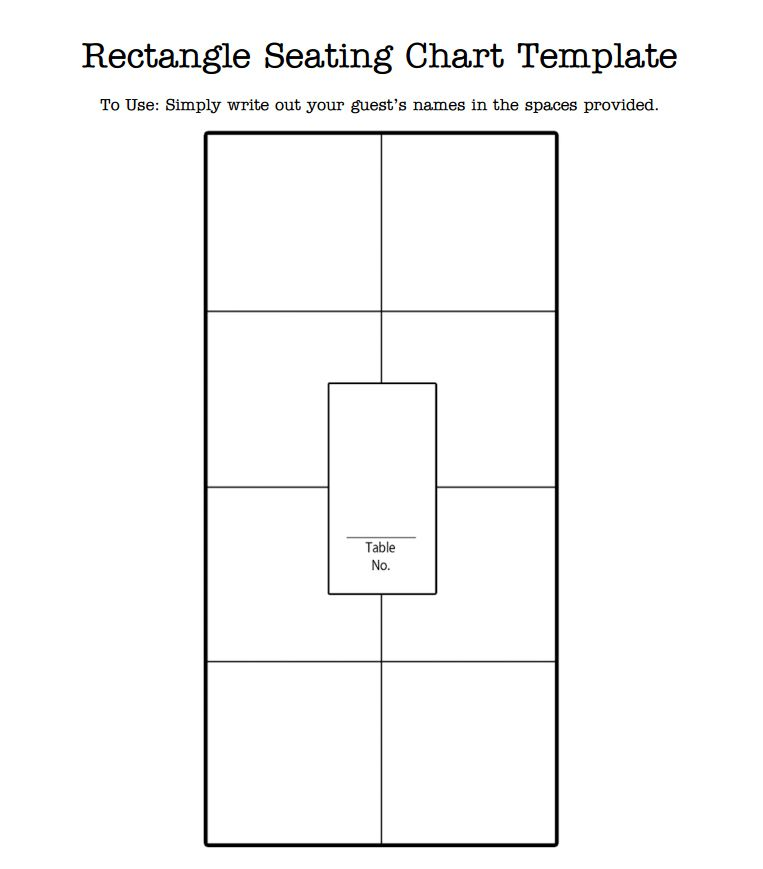 7 free wedding seating chart templates maxwellsz