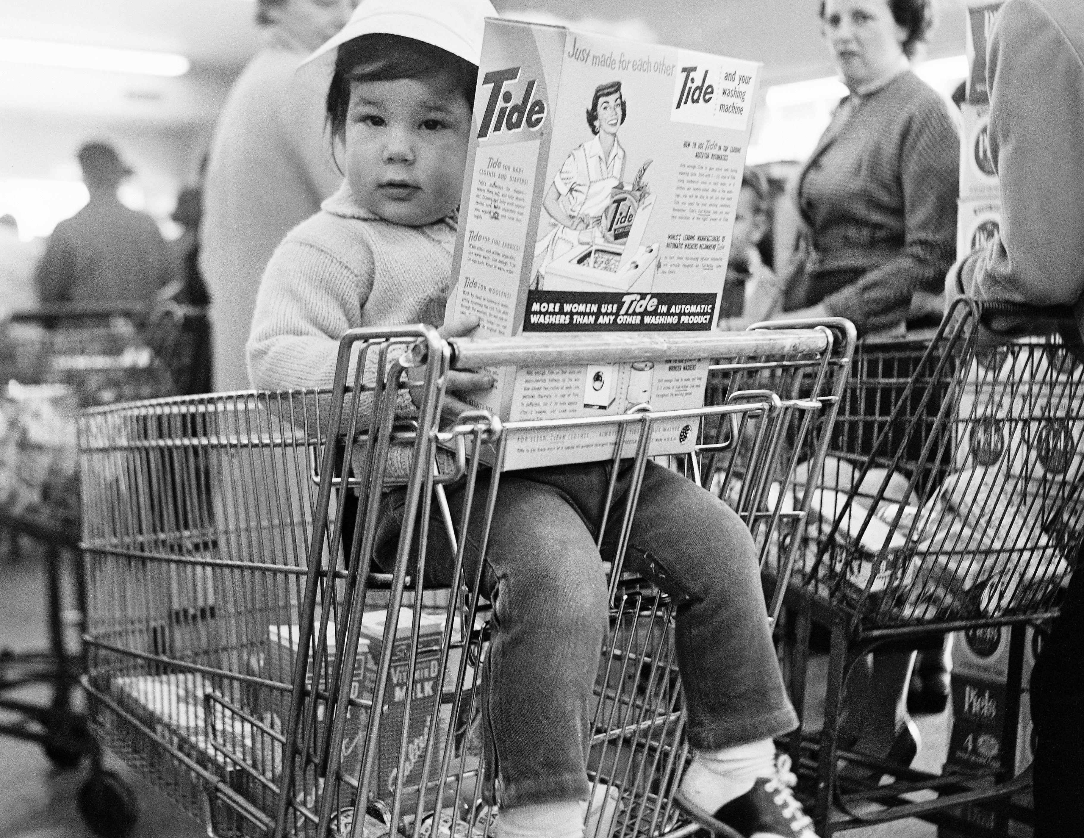 1940 Tide Shopper
