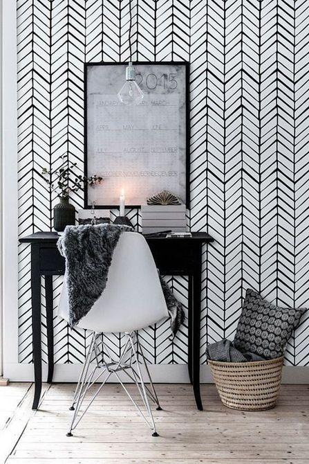 Diseño en blanco y negro