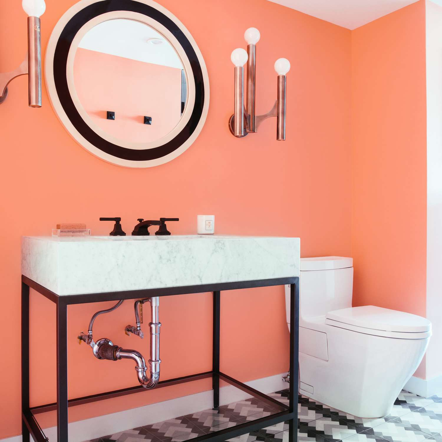 18 Coral Rooms We Love