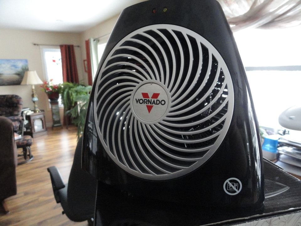 A Vornado zone heater