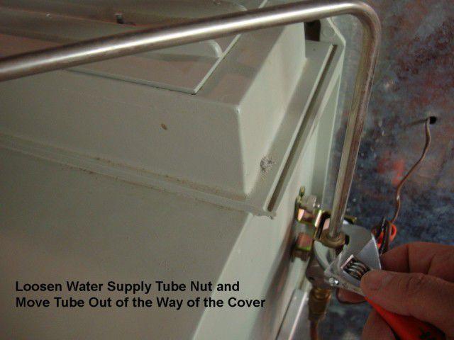 Water distributor