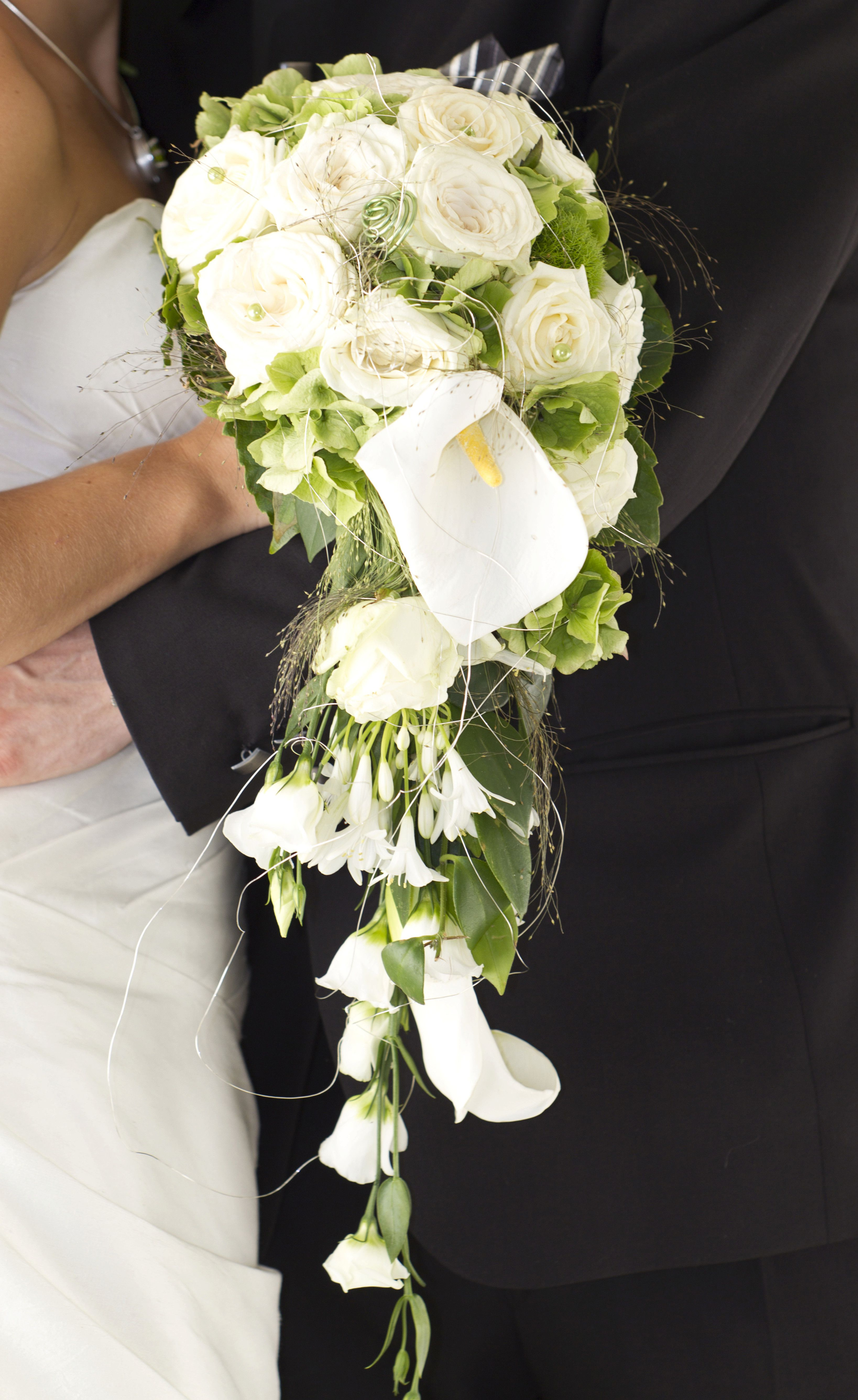 Wedding Bouquets for Brides Who Love Flowers