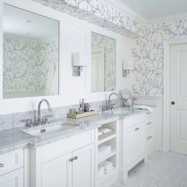 Feminine Dream Master Bathroom