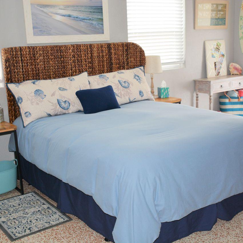 L.L.Bean Ultrasoft Flannel Comforter Cover