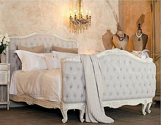 Style Carved Sexy French Bedroom Furniture Set King Size Bed ...