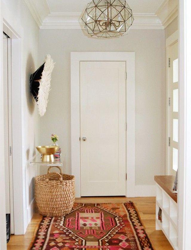 Small entryway