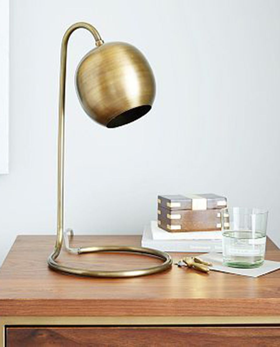 5 dazzling modern bedside table lamps aloadofball Image collections