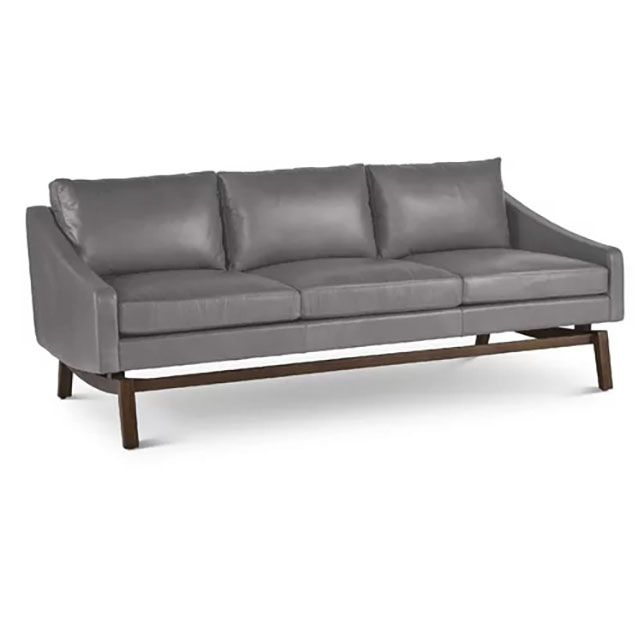 The 8 Best Leather Sofas of 2019