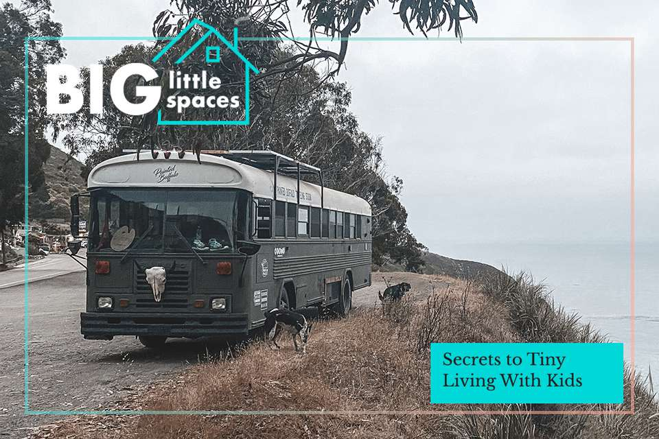 Big Little Spaces: Secrets to Tiny Living With Kids