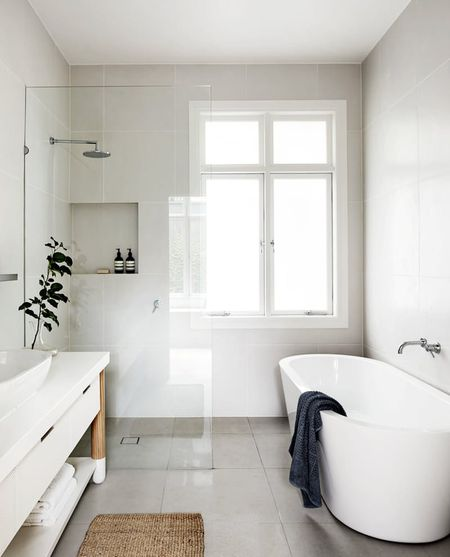 50 Inspiring Bathroom Design Ideas - Modern-bathroom-designs