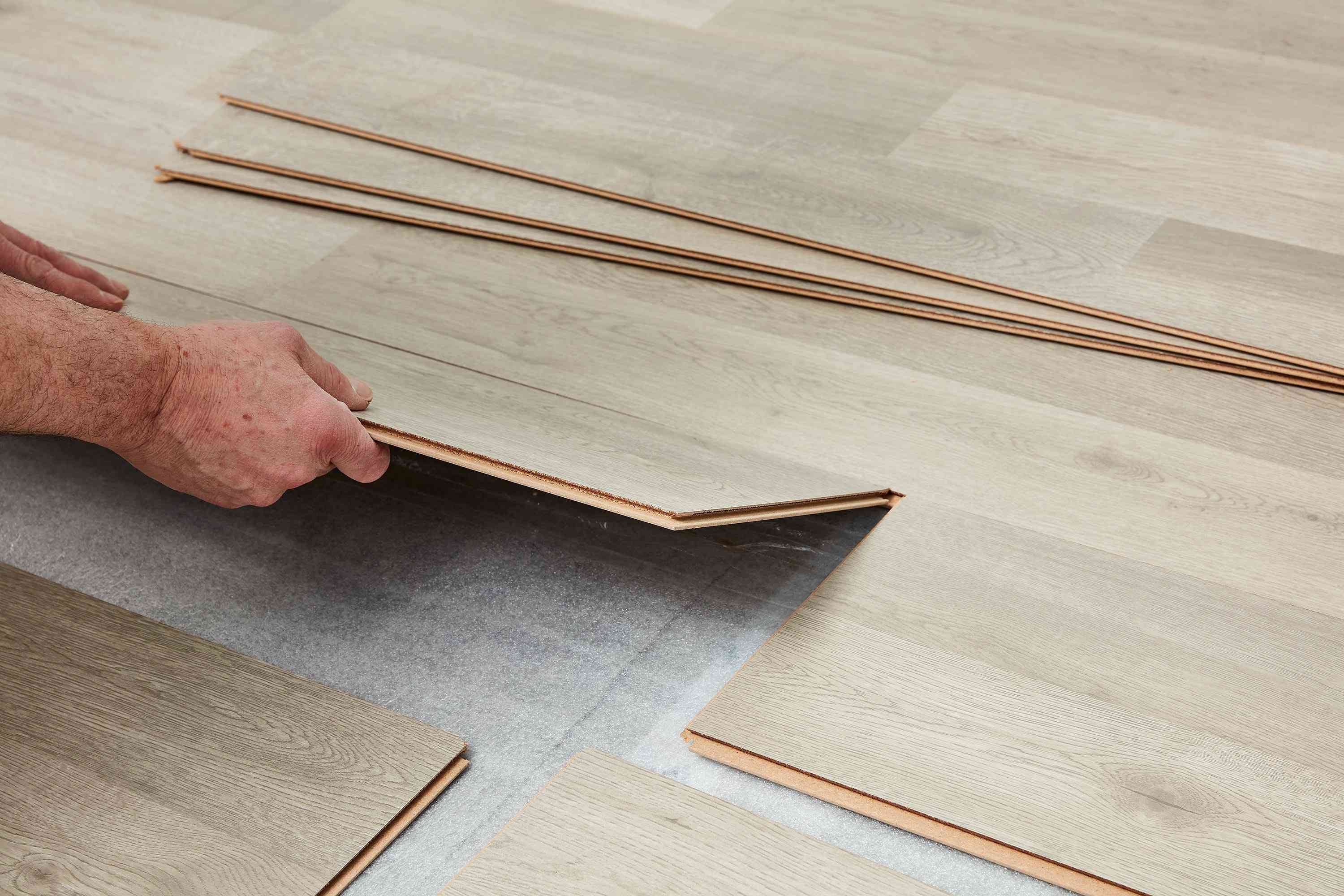 How To Install Laminate Flooring, What Do You Need To Put Under Laminate Flooring
