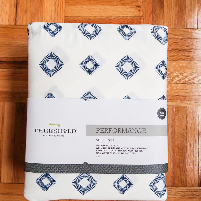 Performance Sheet Set Patterns Threshold
