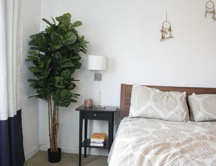 Mistana Leaf Floor Foliage Tree