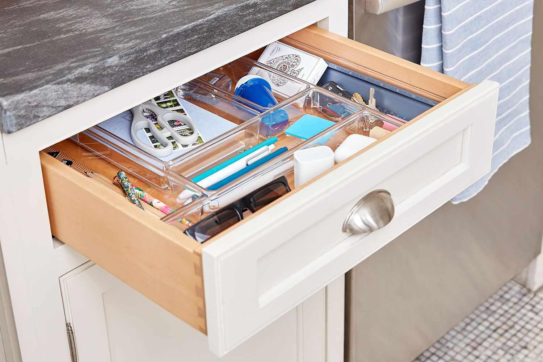 designated junk drawer