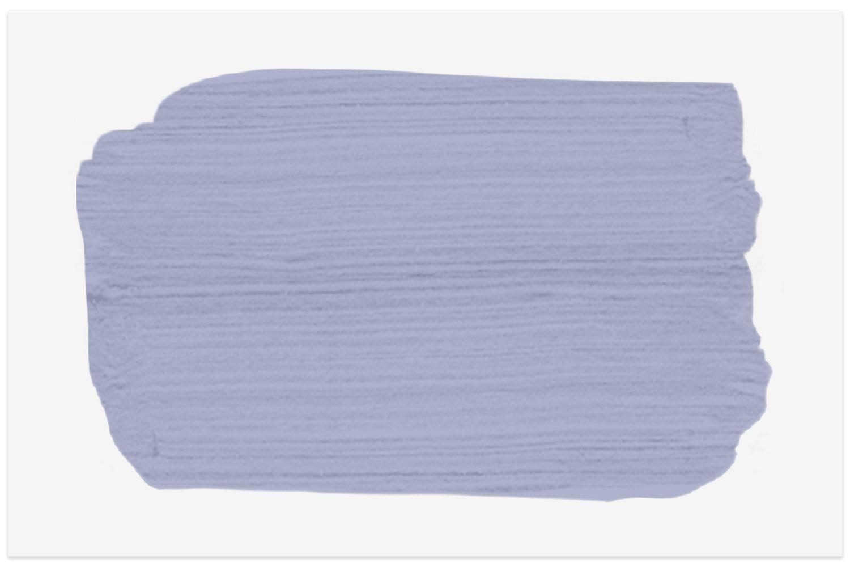 Blue Viola 1424 paint swatch from Benjamin Moore