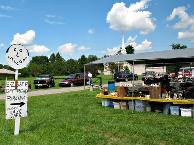 Hwy 411 Yard Sale - Leeds, AL to Knoxville, TN