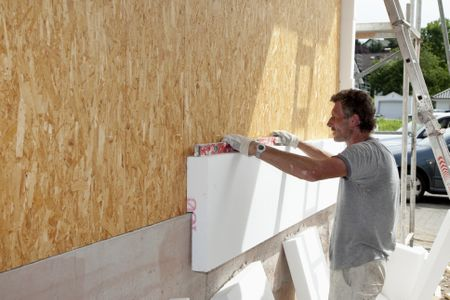 Comparing Fibergl Insulation And Rigid Foam