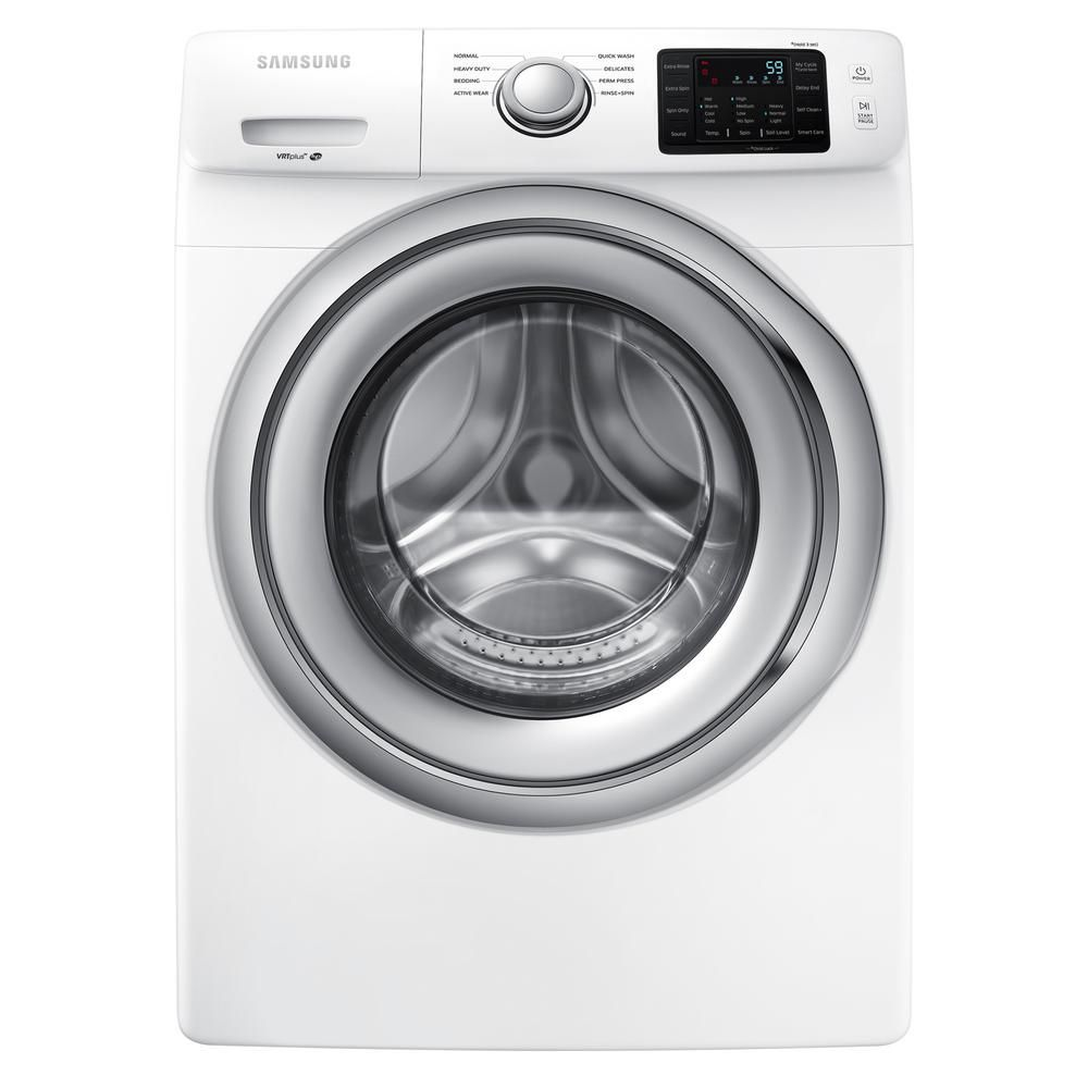 Best Overall Front Loading Samsung 4 5 Cu Ft High Efficiency Load Washer
