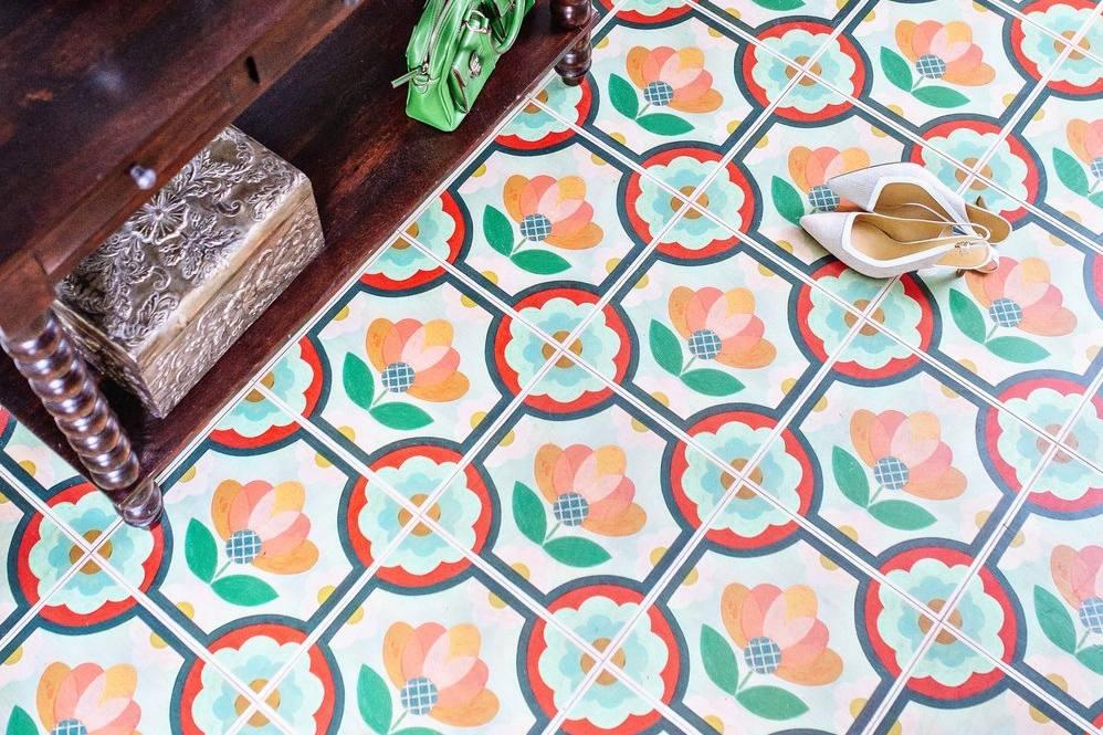 Mirth Studio Floor Tile