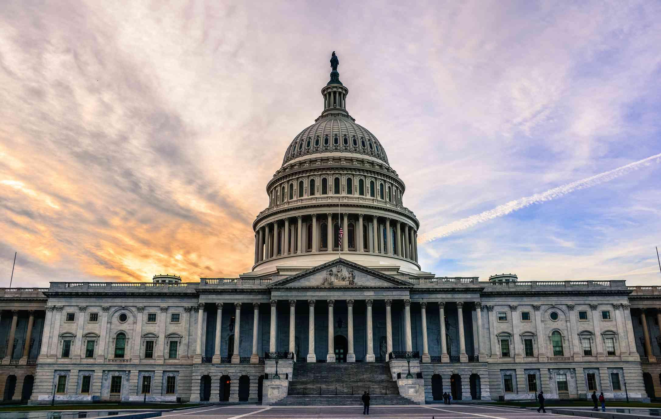 U.S. Capitol building, Washington, DC