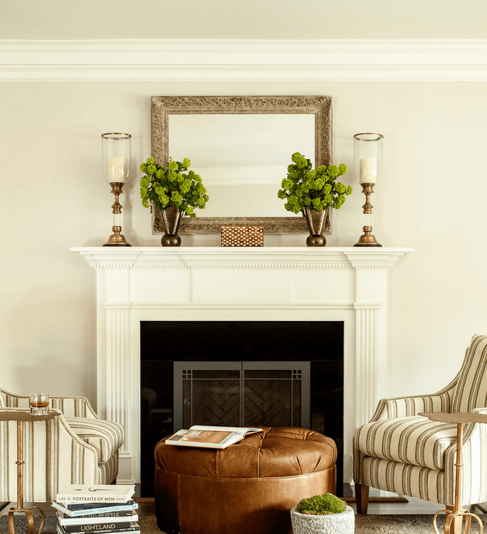 25 Mantel Décor Ideas for All Seasons