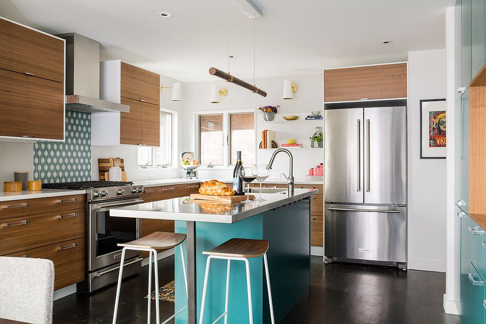 25 Contemporary Kitchens