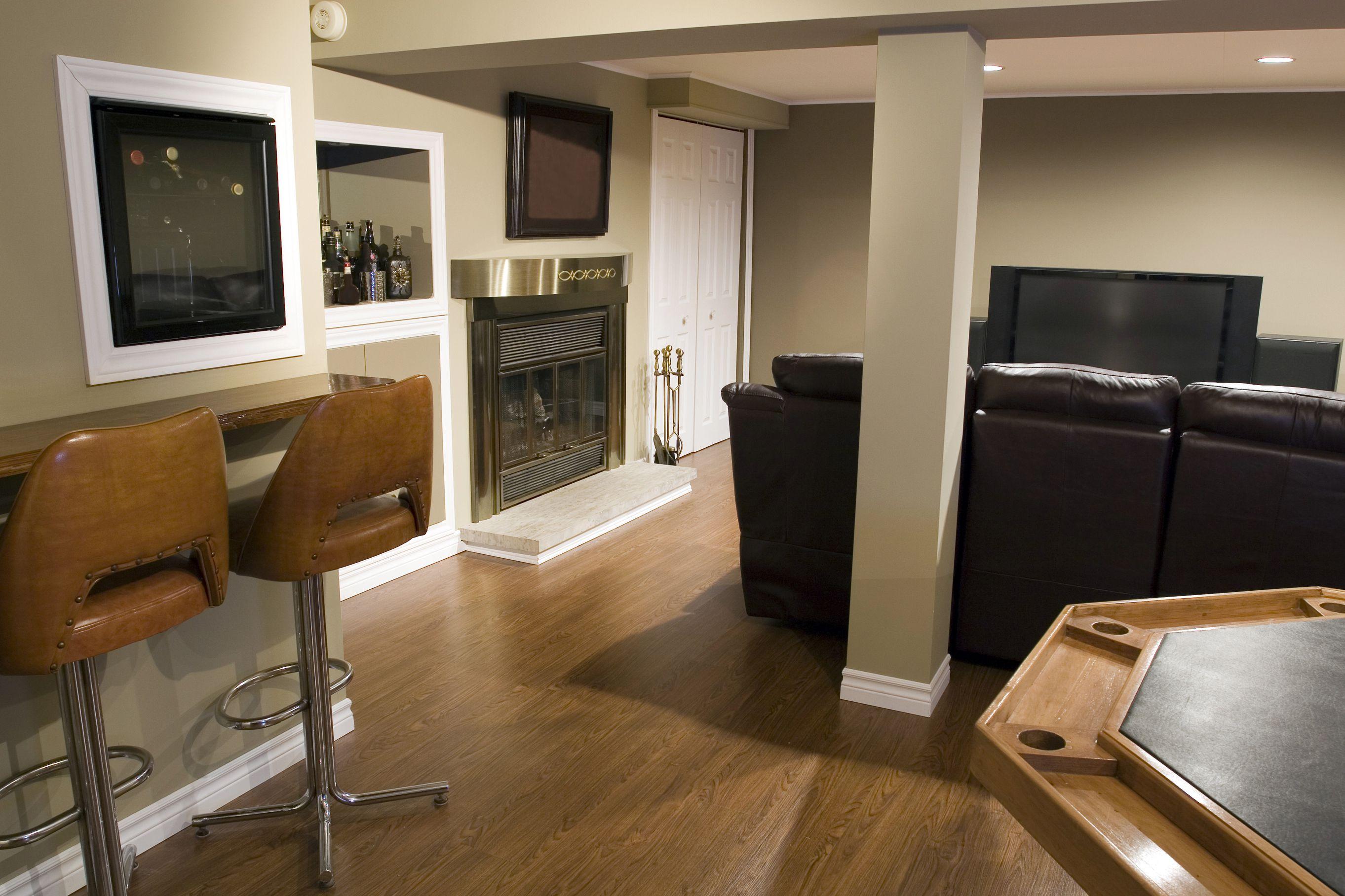 Best Basement Flooring Options Wiring A Canada