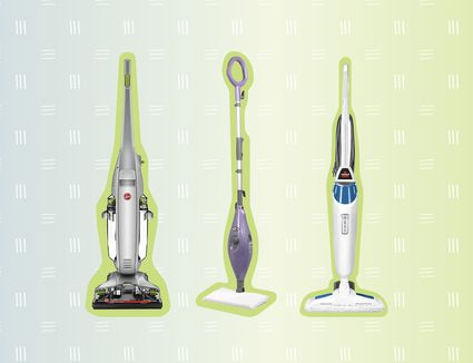 Best Steam Mops Bissell Hoover