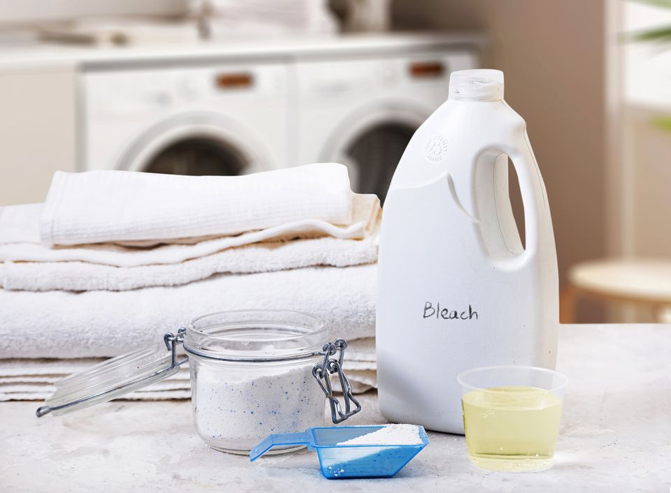 different types of bleach