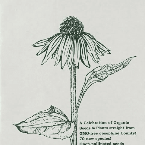 Imagen de un catálogo gratuito de 2015 de Horizon Herbs