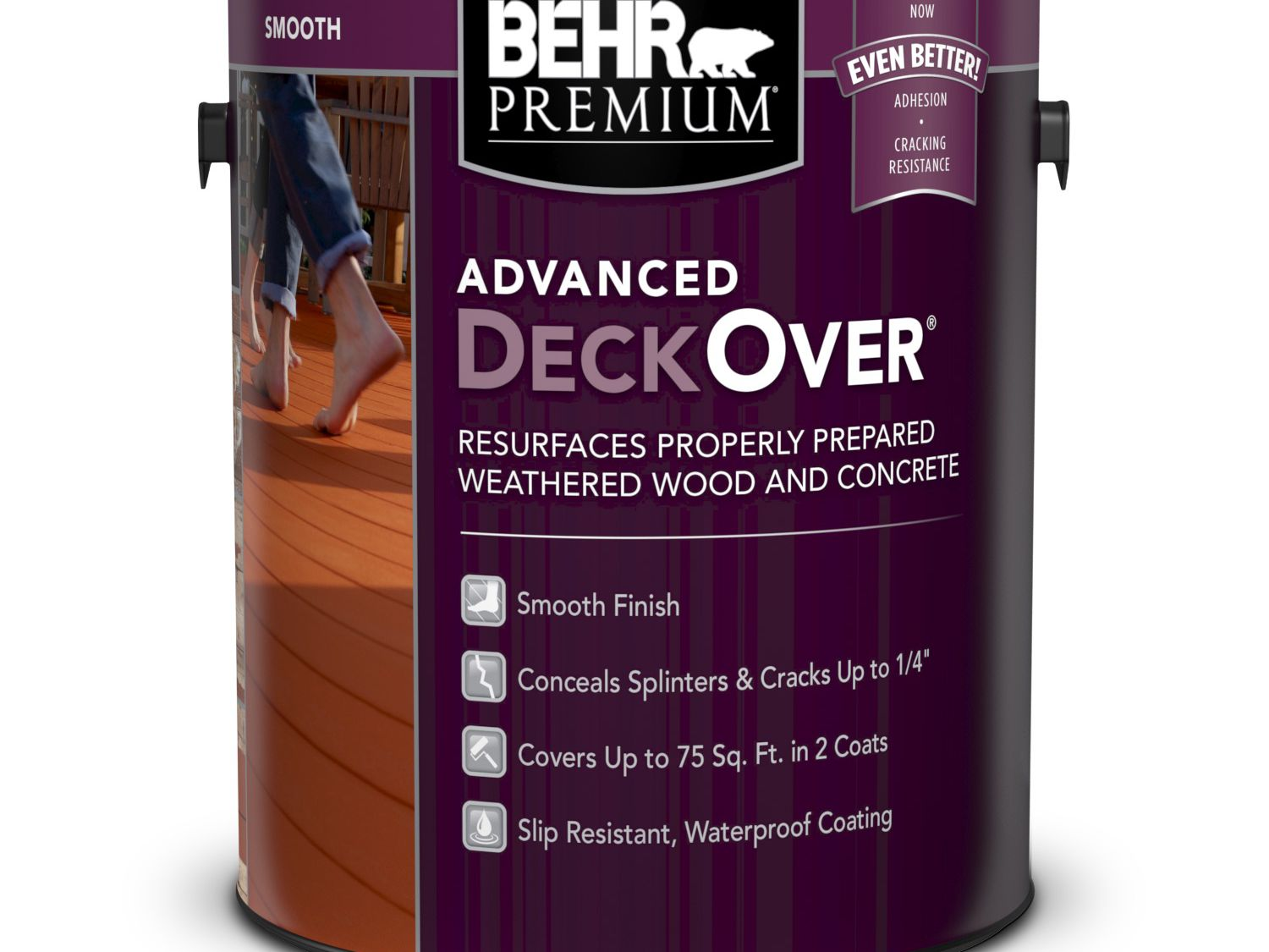 The 8 Best Deck Paints Of 2021