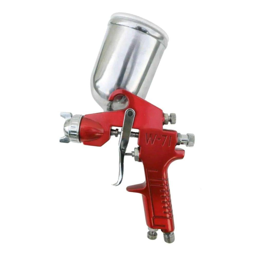SPRAYIT SP-352 Gravity Feed Spray Gun with Aluminum Swivel Cup