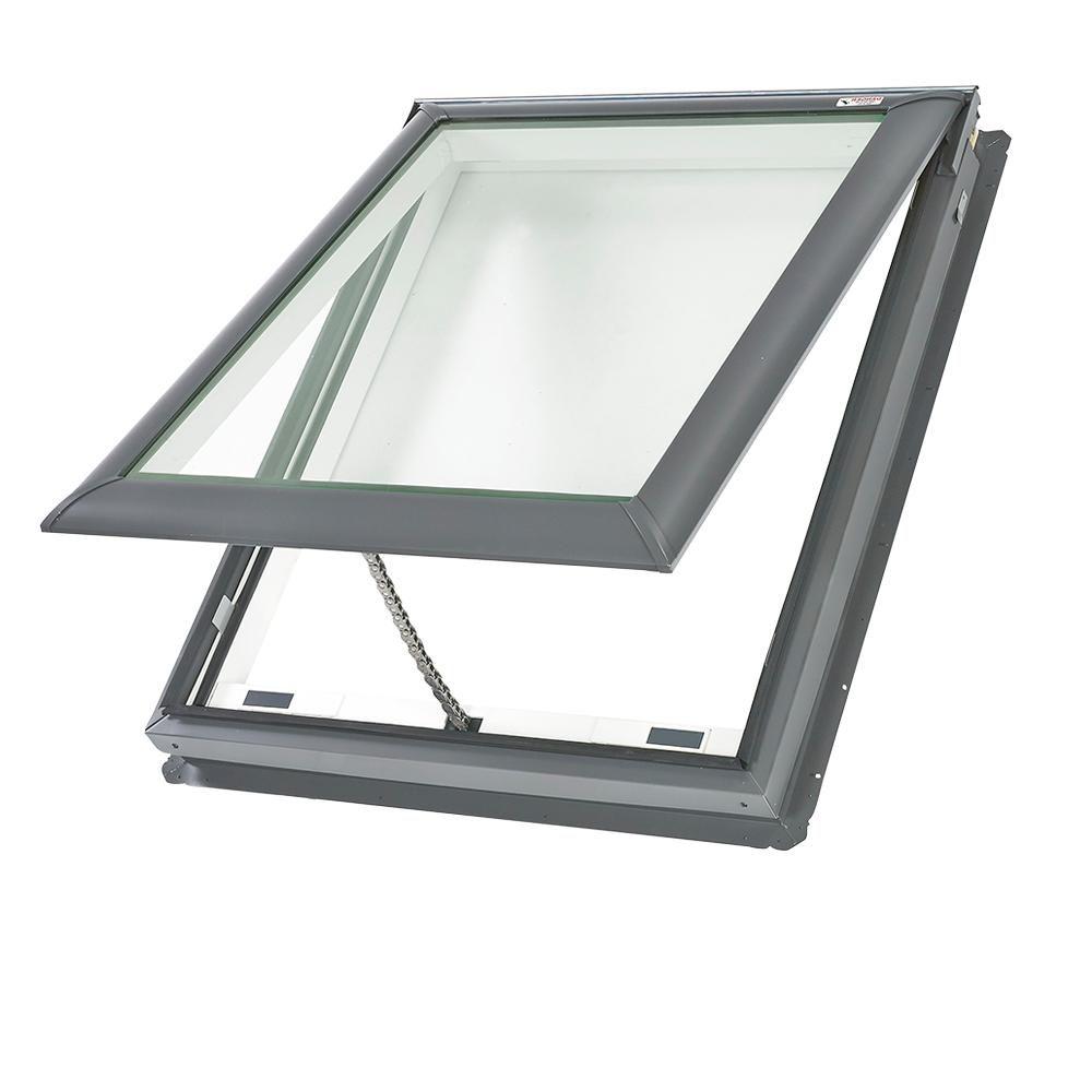 Tragaluz de montaje en cubierta Velux Fresh Air Venting con vidrio laminado de bajo nivel E3