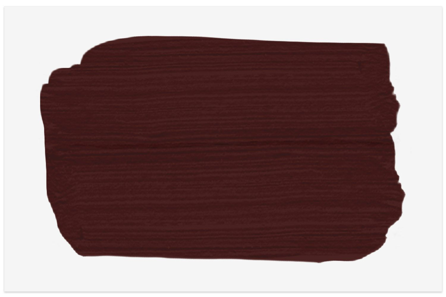 Rockwood Red paint swatch from Sherwin-Williams