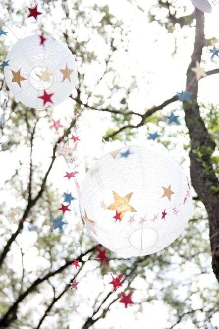 Linternas de estrellas