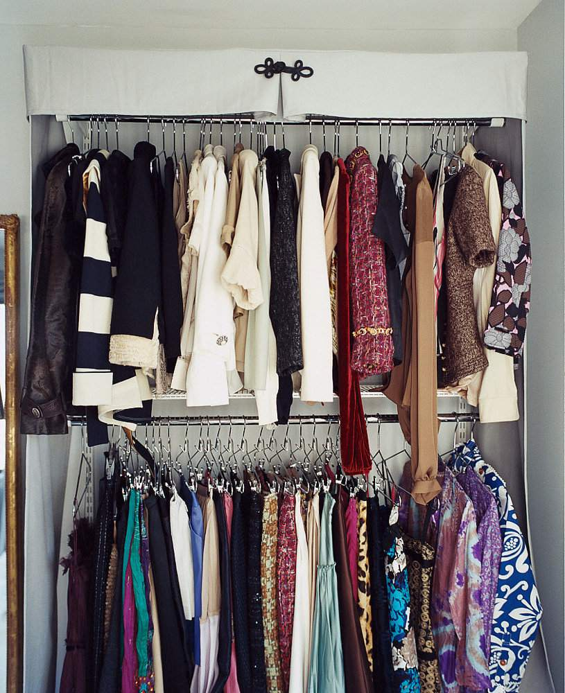 Organize Your Clothes 10 Creative And Effective Ways To Store And Hang Your Clothes: How To Store Clothes When You Don't Have A Closet