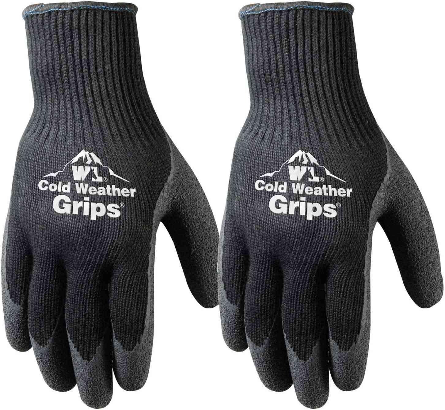 Cold Weather Grips Winter Work Glove