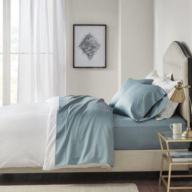 Comfort Classics Cotton Sateen Sheet Set