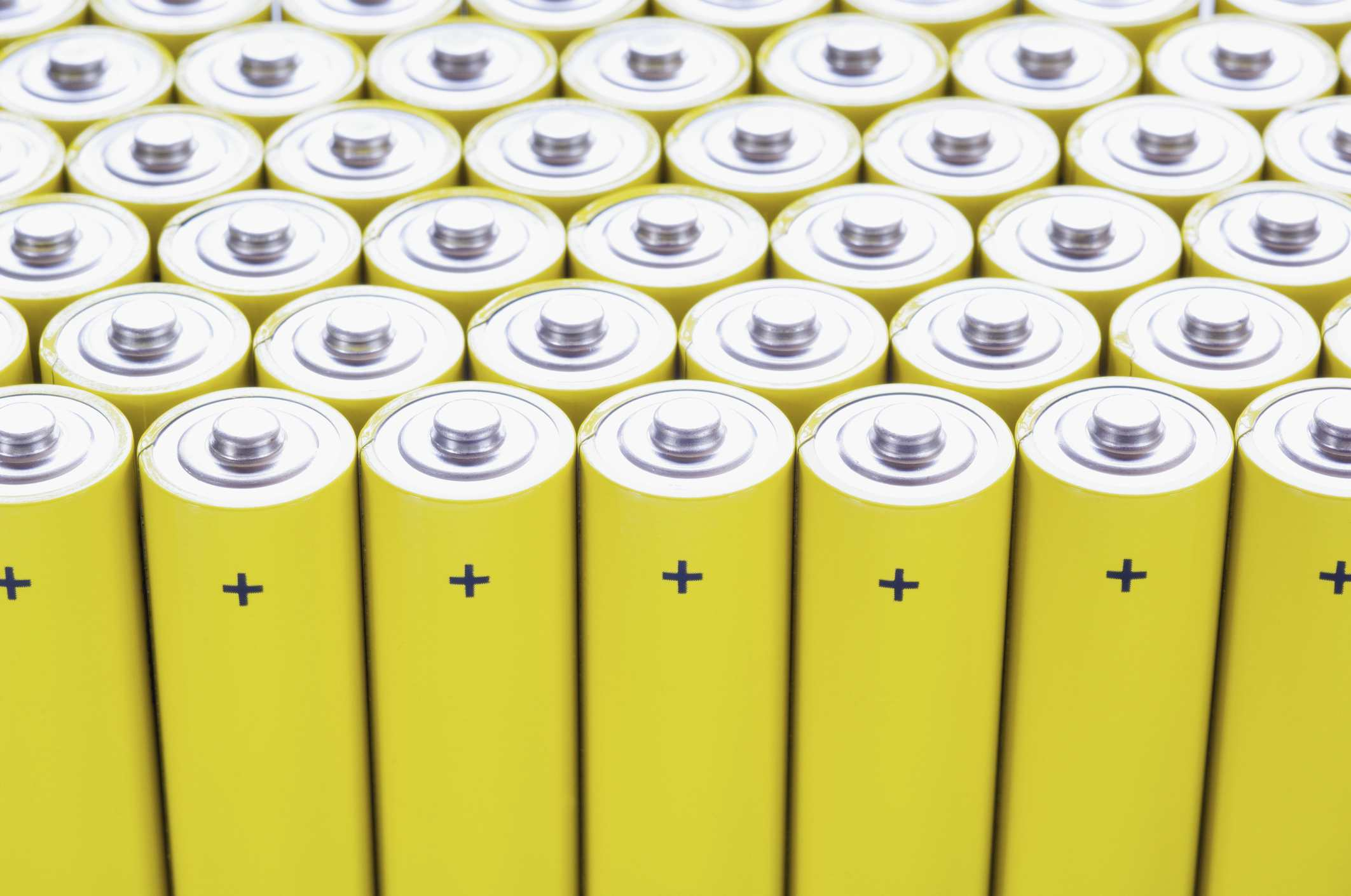 A vast array of batteries