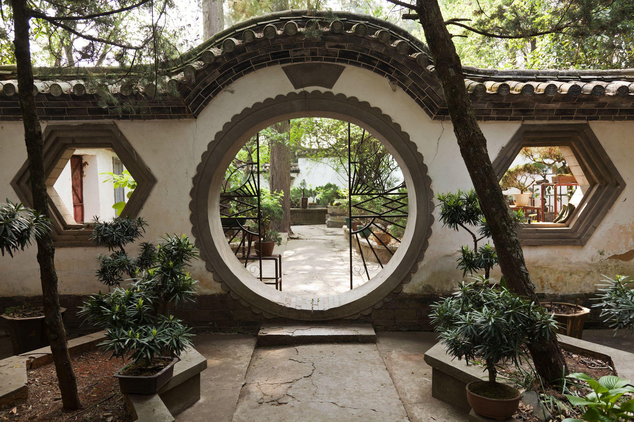 The Taoist Roots of Feng Shui on Modern Feng Shui Garden  id=87090