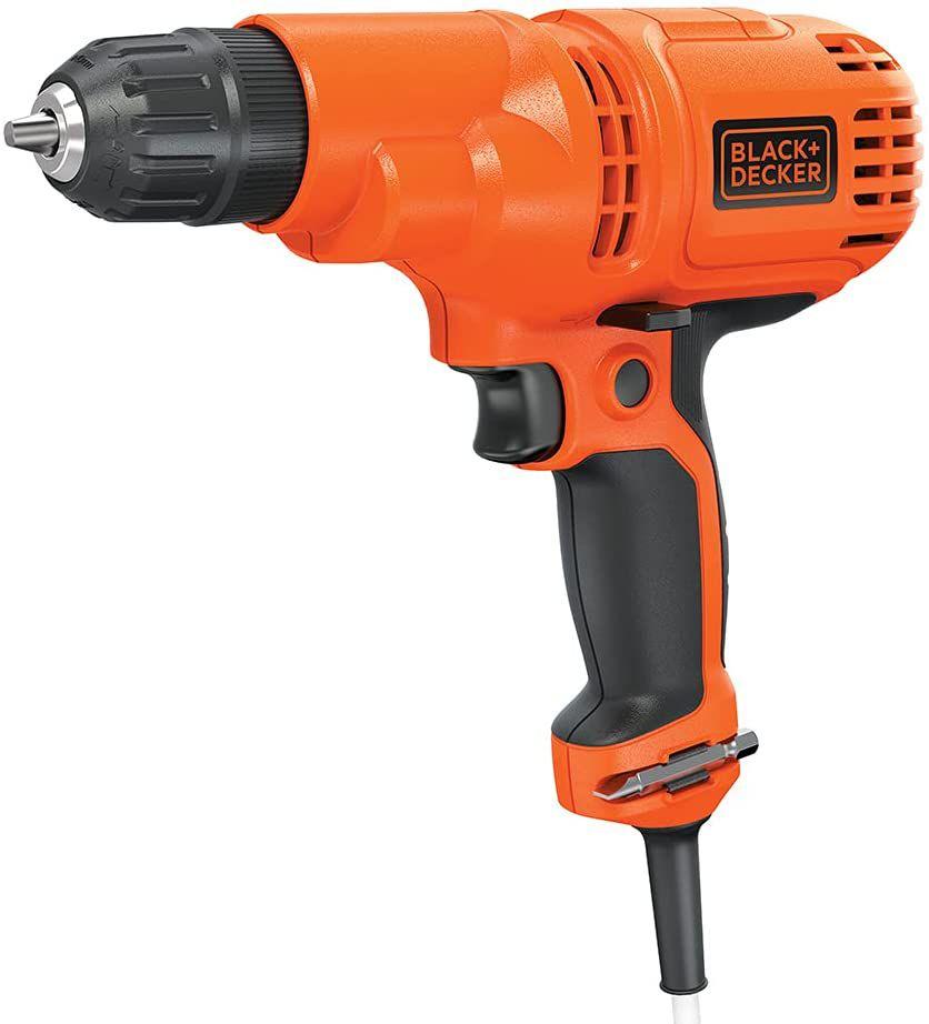BLACK+DECKER DR260C 3/8-Inch Corded Drill